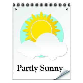 MyActivityBoard Weather Flip Cards - Graphic design