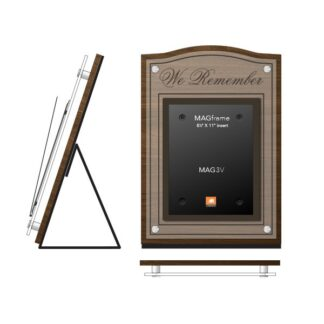 In Memory Board - Stand - Product design