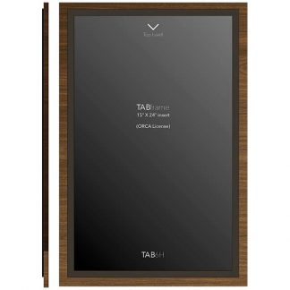Custom Single TABFrame for Your ORCA Certificate - Product design
