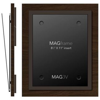 Mounted Portrait Letter MAGFrame - Product design